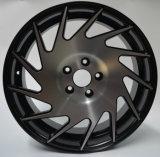 18, оправа колеса сплава Vossen 19 дюймов алюминиевая для пассажирских автомобилей