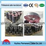 600/1000V Cu/PVC Austrália Tipo auto suporte para cabo de cobre