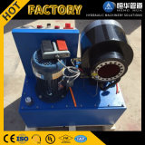 China die 12 Volt-Maschinen-hydraulischer Schlauch-quetschverbindenmaschinerie bearbeitet Preise mit grossem Rabatt maschinell