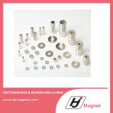 Генератор магнита неодимия формы постоянного блока диска N35-N52 изготовленный на заказ