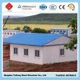 Дом стальной структуры низкой стоимости