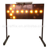 Ce En12352 Traffic Signal Directional LED Arrow Boards