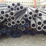 Tubo de aço carbono ASTM A-53 Grau B com costura helicoidal