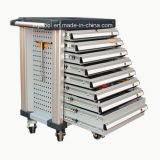 Qualität-Hot Sale 7 Drawers Tool Trolley mit 220PCS Handtool Kits