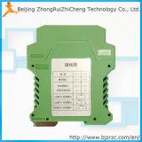 4-20mA Zender van de Temperatuur van DIN de Op rails gemonteerde