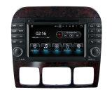 Автомобиль DVD Android 5.1 для игрока 3G WiFi Bt GPS навигации системы мультимедиа типа W220 S280 1998-2005 Benz s