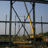큰 경간을%s 가진 Prefabricated 가벼운 강철 구조물 조립된 작업장