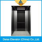 Тракци-Управляемый лифт Mrl Dkw800 безопасного пассажира дома виллы селитебный