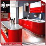Küche-Schrank-hoher Glanz-zusammengesetztes Aluminiumpanel