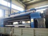 Машинное оборудование сотка тени Shuttless воздушной струи ткани джинсовой ткани 4 цветов