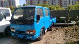 Isuzu Nhr 두 배 택시 뒷문 트럭 (QL1DT)