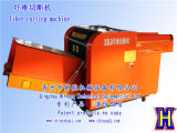 Máquina de corte de fibras de cânhamo|máquina de corte de tecido|Máquina do Picador de fibra
