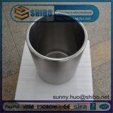 99,95% Crucible à tungstène pur pour la fonte du métal
