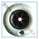 10 polegadas PVC Tire PP Rim Beach Wheel