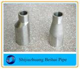 炭素鋼の管付属品のSwagedニップルのPbe Mss Sp95