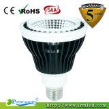 B22 E26 Edison PFEILER Aluminiumlicht der lampen-15W LED PAR38