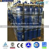 En 9809-1 de alta presión estándar WP200cilindro de oxígeno de la barra de