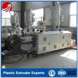 판매를 위한 엄밀한 HDPE LDPE 관 밀어남 압출기 생산 라인