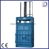 Máquina de reciclaje plástica de aluminio hidráulica vertical