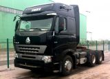De Vrachtwagen van de Tractor van Sinotruck HOWO A7 380HP