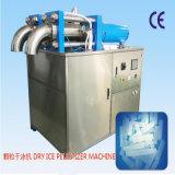 جافّ ونظيفة جليد قطعات يجعل آلة لأنّ سماكة