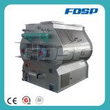 De Machine van de Mixer van het Dierenvoer/de Dubbele Leverancier van de Machine van de Mixer van de Peddel van de Schacht