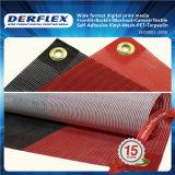 Materiale su ordinazione della maglia della bandiera delle bandiere della maglia della bandiera esterna della maglia