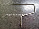 Автоматическая гидровлическая ручка ролика жесткой щетки металла делающ машину