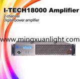 I-Tech18000 1800W Professional DJ Sound Power Amplifier
