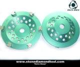 Segments de flèche pour le béton de roue de la Coupe du diamant