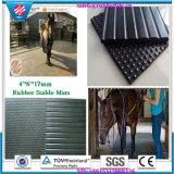 Venta caliente vaca alfombra descarga Rollos/Caballo alfombrilla de goma/Estable pisos Mat