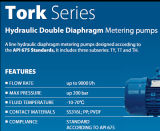 Seko RO 물 처리를 위한 투약 펌프 Tork Serial