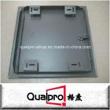 Puerta polvo-revestida gris Paintable AP7040 del metal