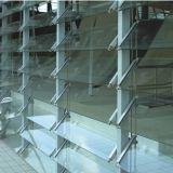 밝은 유리에서 세륨 증명서를 위한 미늘창 유리제 산성 미늘창 유리