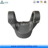 自動車部品の精密鋳造を投げる鋼鉄アルミニウム鉄の金属