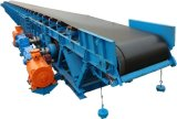 Transporte de correia especial de mineração da aplicação