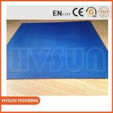Толщина 6 мм фитнес-резинового валика коврики для гимнастический клуб противоударная область