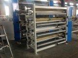 Chaîne de production de carton ondulé machine ondulée de fabrication de cartons de carton
