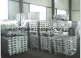Lingotti dello zinco alla rinfusa 99.7% della qualità superiore dalla fabbrica