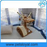 Hersteller-Qualitäts-Haustier-Möbel-Katze-Baum mit Kugel