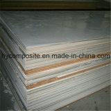 Пластмассы усиленной панели переклейки стеклотканью для строительного материала