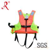 Надувной спасательный жилет с пеной (QF-005)