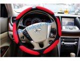 Tampa de volante de couro, disponível em três cores diferentes (JSD-P0030)
