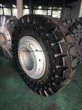 Pneu contínuo do Forklift do tipo contínuo de Loda do pneu 7.00-12 do Forklift