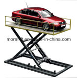 الصين صناعة هيدروليّة باطنيّة صغيرة سيارة مصعد