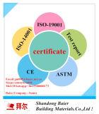 1200*2400*8mm Goedgekeurd door Raad de van certificatie ISO en SGS Vochtbestendige/Waterdichte van het Gips