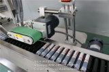 Enrouler automatique de tube de ramassage de sang autour de machine à étiquettes