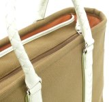 Borsa calda elegante della tela di canapa di vendita di prezzi di fabbrica di nuovo disegno