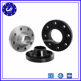 La Chine ANSI B16.5 DIN BS4504 en acier au carbone sur le flasque de patinage