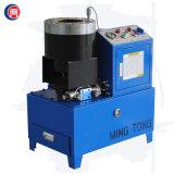 Máquina que prensa del manguito de goma del tubo de acero de Mingtong